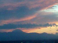 Sunsetfuji