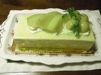 Meloncheesecake